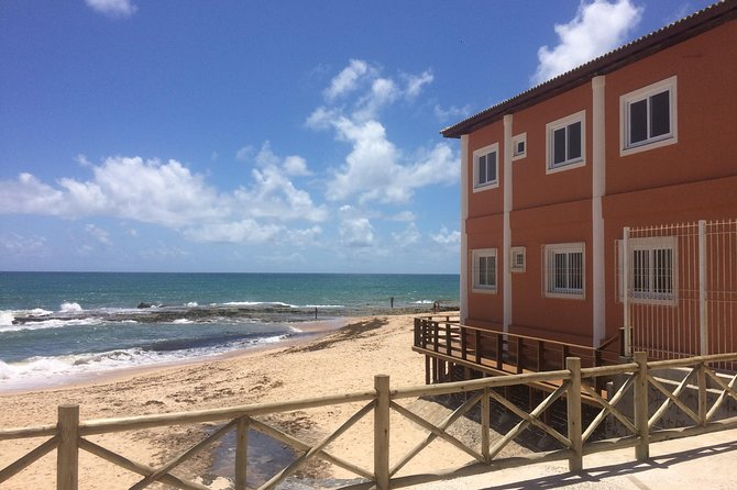 Full-Day Beach Hopping Tour from Salvador da Bahia, Brazil