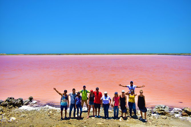 Mud Volcano, Pink Sea and Indigena's Town Full-Day Trip from Cartagena