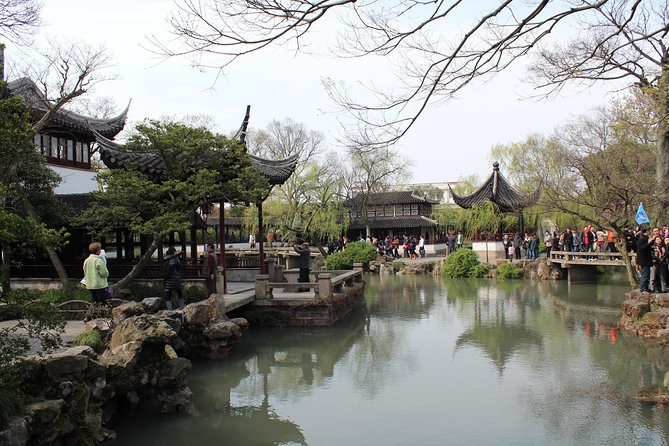 Private Day Tour to Suzhou from Shanghai by Car/Van