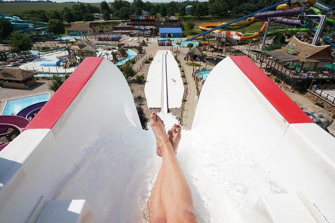 Lost Island Waterpark General Admission