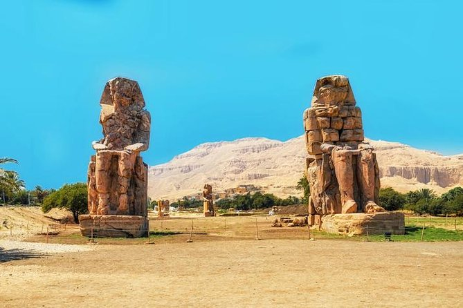 Tour privado de un día a Luxor desde El Cairo en avión
