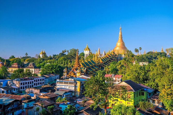 Yangon Car & Guide Service Only