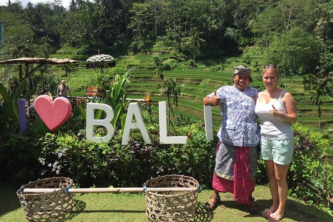 Private Bali Countryside Tour guided by AGUS