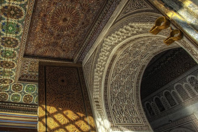 Half-Day Private Historical Walking Tour of Marrakech