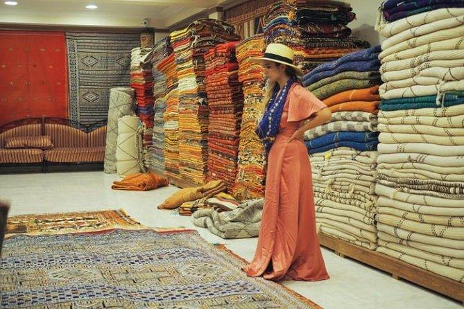 Marrakech Souks Half Day Tour