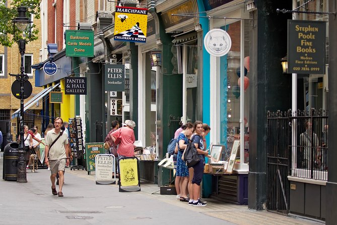 London's Literature Experience: Explore Bloomsbury