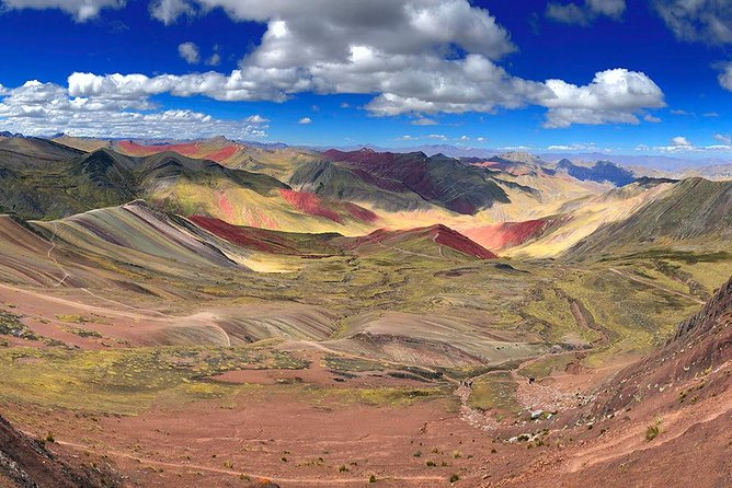 The Colorful Palccoyo Mountain and The Last Inca Bridge of Qeswachaka