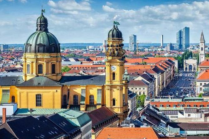 Must see Munich with a local: private & personalized