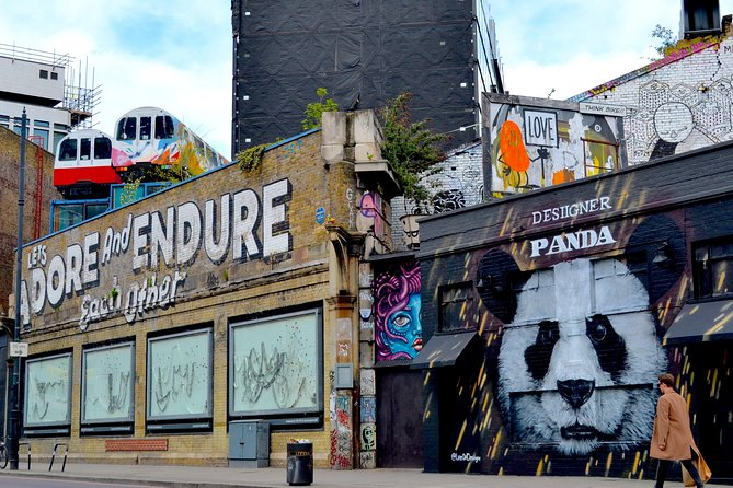 Shoreditch Walking Tour with a Local: Private & 100% Personalized