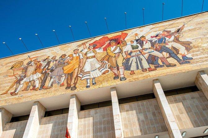 Balade à Tirana