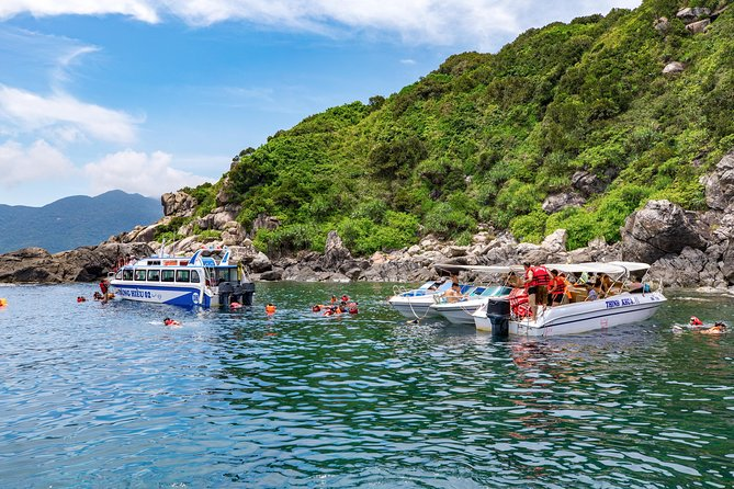 Explore Cham island & Snorkeling from Hoi An