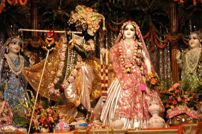 Private Day Excursion To Mathura And Vrindavan From Delhi