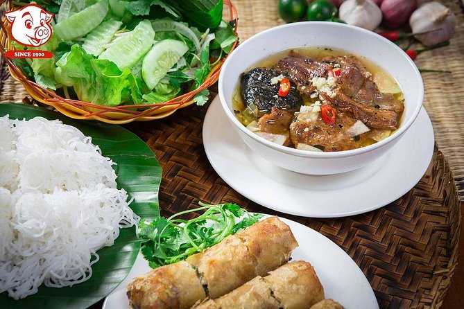 Private Tour : Hanoi Food Walking Tour of the French Quarter