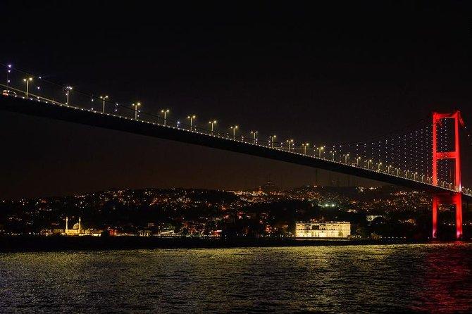 Bosphorus Dinner Cruise & Entertaintment