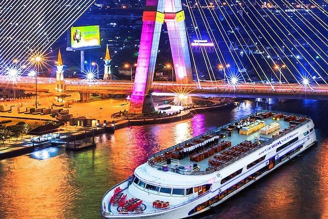 Bangkok White Orchid Dinner Cruise
