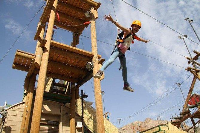 Rope Park Eilat