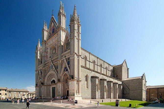 Orvieto&Civita di Bagnoregio private day-trip from Rome