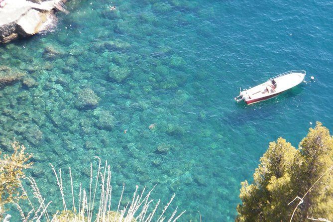 Amalfi Coast: full-day tour from Rome, with lunch