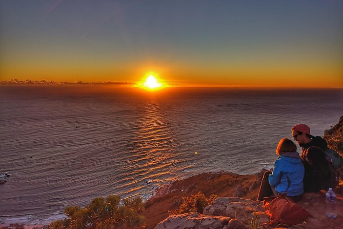 Lions Head Sunset