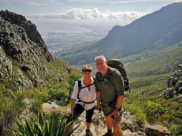 Table Mountain Half Day Hike: Platteklip Gorge