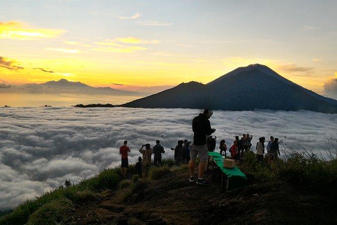 Mount Batur Sunrise Trekking Private Tours