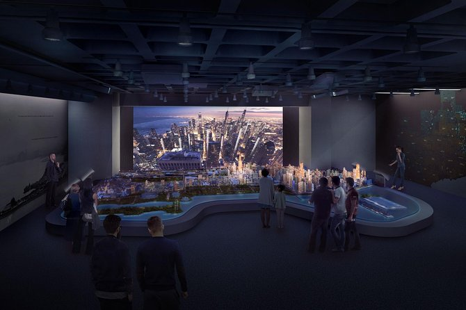 Chicago Architecture Center Exhibits Admission
