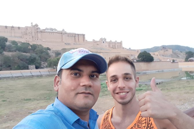 Jaipur Pink City Sightseeing by Holymont Tours
