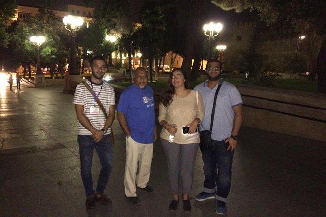 Baku by Night: Small-Group Walking Tour