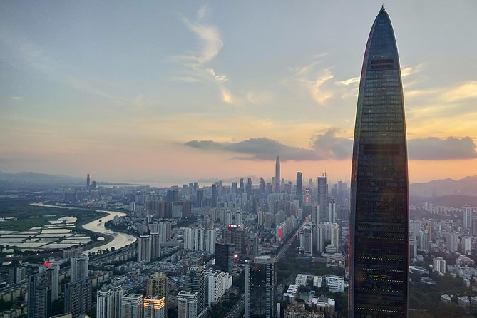 Private Full-Day Shenzhen City Sightseeing Tour