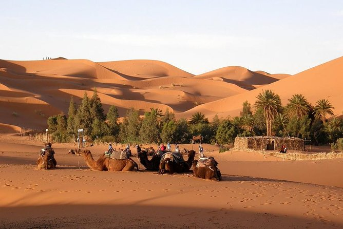 10 days private luxury tour from fez Morocco imperial cities and desert