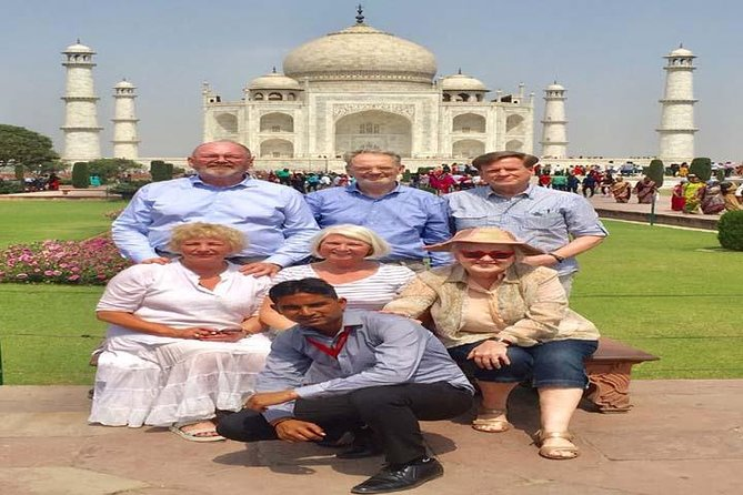 Taj Mahal and Agra Full Day Private Tour photo 3