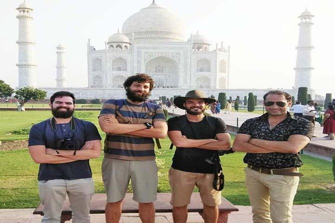 Full Day Private Taj Mahal & Agra Tour from Agra - All Inclusive