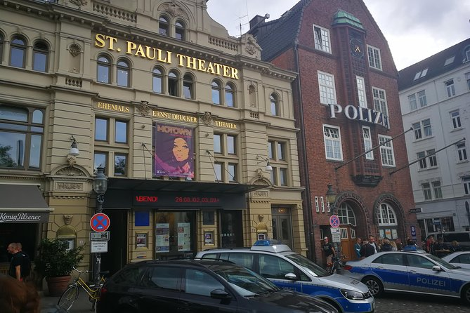 Sex, Sin, Party & Crime - Reeperbahn Walking Tour