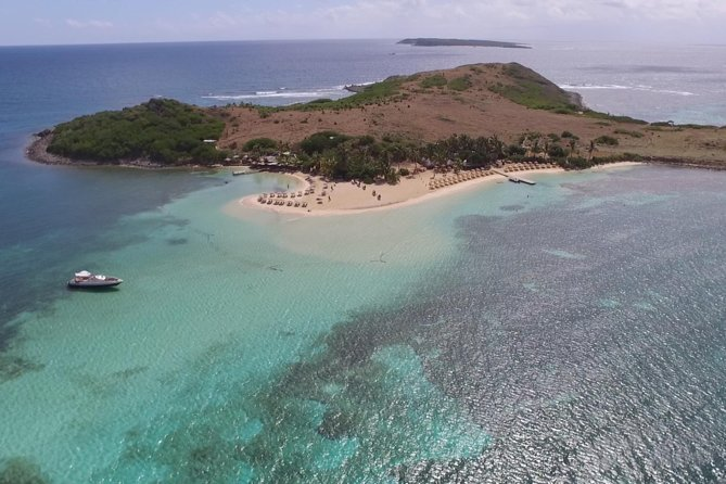 3 Islands Speed Boat and Snorkeling Tour