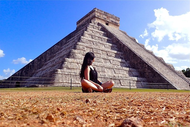 Chichen Itza, Cenote Hubiku, and Ek Balam Day Trip All Fees Included