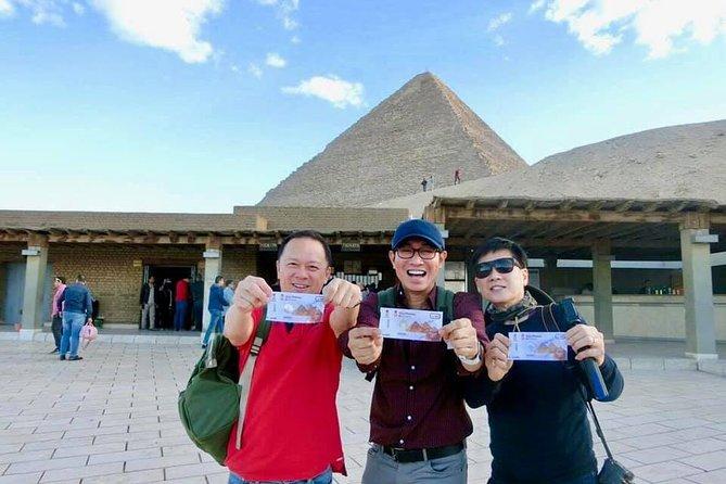 Day private tour to pyramids of Giza sphinx Islamic Cairo from Cairo Giza hotel