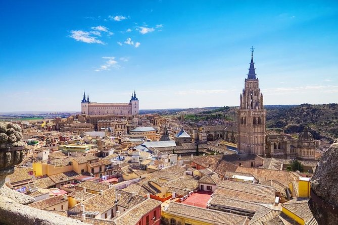 Toledo tour with Cathedral & fast line bracelet departing from Madrid at 10:30am