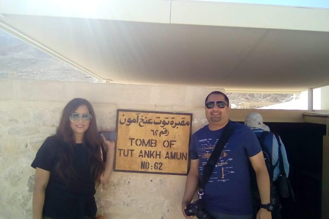Luxor east and west guided tour from Hurghada hotels photo 12