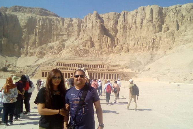 Luxor east and west guided tour from Hurghada hotels photo 13