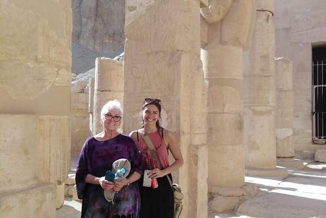 Luxor east and west guided tour from Hurghada hotels photo 4