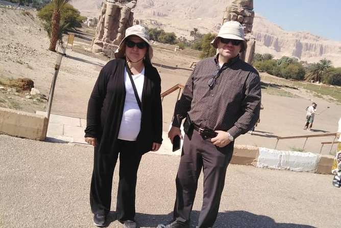 Luxor east and west guided tour from Hurghada hotels photo 10