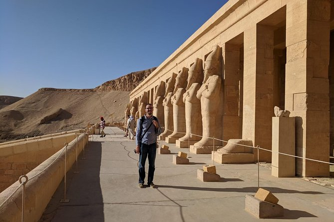 Luxor east and west guided tour from Hurghada hotels photo 9