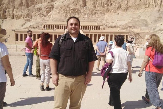 Luxor east and west guided tour from Hurghada hotels photo 7