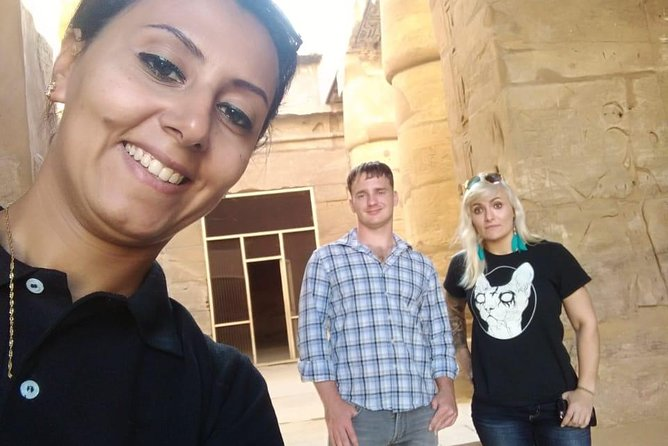 Luxor east and west guided tour from Hurghada hotels photo 3