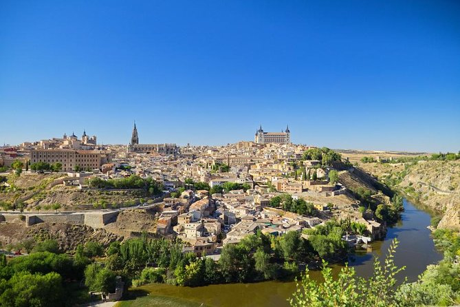 Madrid Highlights, Toledo Walking Tour and Flamenco Show