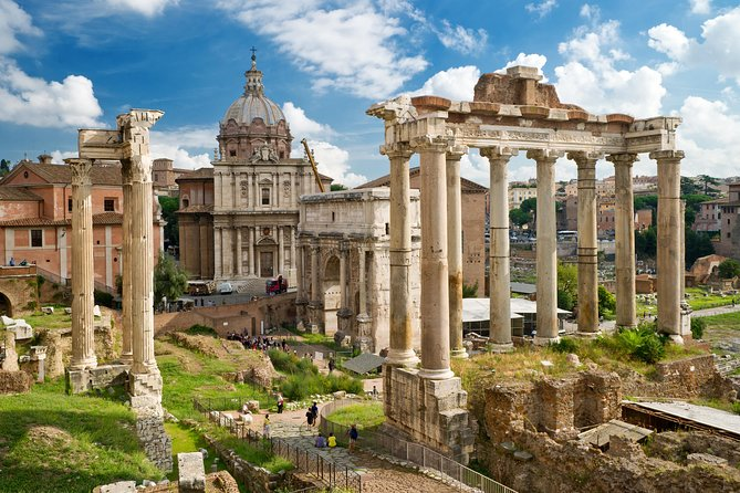 Skip-the-Line Colosseum & Roman Forum Tour with Hotel Pickup