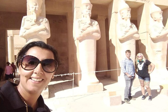 full-day guided tour East and West bank in Luxor