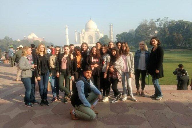 Private Tour: Super Saver Taj Mahal Full-Day Tour