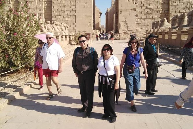 luxor day tour from Cairo by round domestic Flight