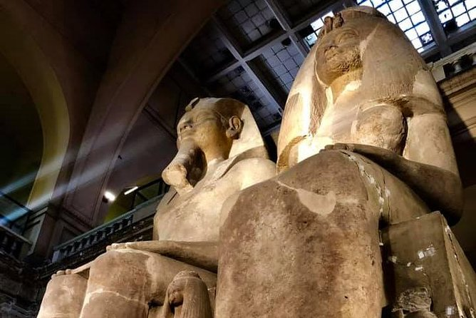 Egyptian Museum ,Old Cairo church ,synagogue & traditional Bazaar